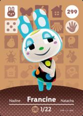 Francine Nookipedia The Animal Crossing Wiki