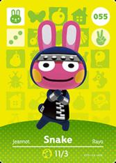 Snake Nookipedia The Animal Crossing Wiki