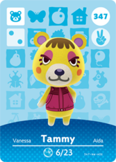 Tammy Nookipedia The Animal Crossing Wiki