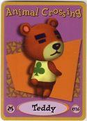 Teddy - Nookipedia, the Animal Crossing wiki