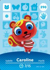 Caroline Nookipedia The Animal Crossing Wiki