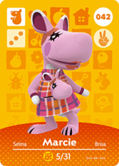Marcie - Nookipedia, the Animal Crossing wiki