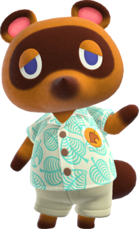 Tom Nook Nookipedia The Animal Crossing Wiki