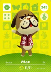 Mac - Nookipedia, the Animal Crossing wiki