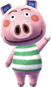 Curly Nookipedia The Animal Crossing Wiki