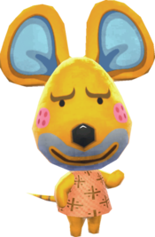 Limberg - Nookipedia, the Animal Crossing wiki